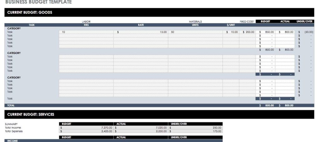 Financial-Planning-Excel-Template