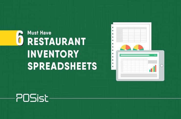 Restaurant-Inventory-Spreadsheets